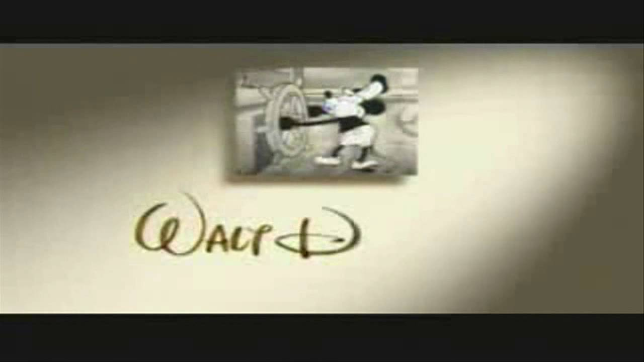 Walt Disney Animation Studios Logo (HD) - YouTube