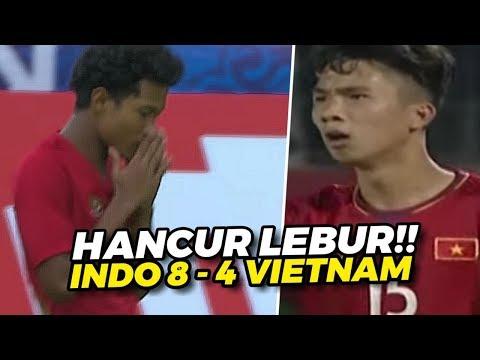CETAK GOL SEMUDAH MINUM AIR❗Gol-Gol Gila Timnas Indonesia Saat Bertemu Vietnam