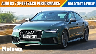 Audi RS 7 Sportback Performance road test review