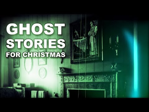 Ghost Stories At Christmas