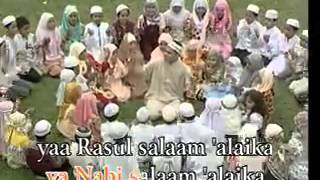 Ya Nabi Salam 'alaika   Cinta Rasul by kuweng