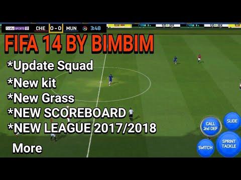 FIFA 14 Mod FIFA 18 By BimBim