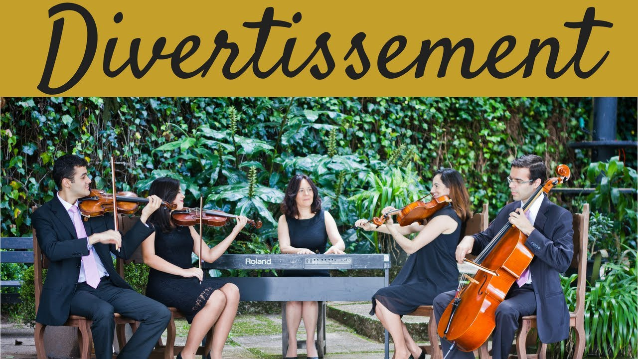 Divertissement - Saint-Preux - Dominante Live Music - Música para Casamento