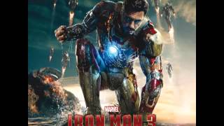 Iron Man 3 Soundtrack - Brian Tyler