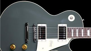Deep Soulful Groove Guitar Backing Track Jam in E