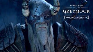 The Elder Scrolls Online: The Dark Heart of Skyrim Announcement Cinematic Trailer (UK)