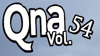QnA vol. 54 - Oh Vienna!