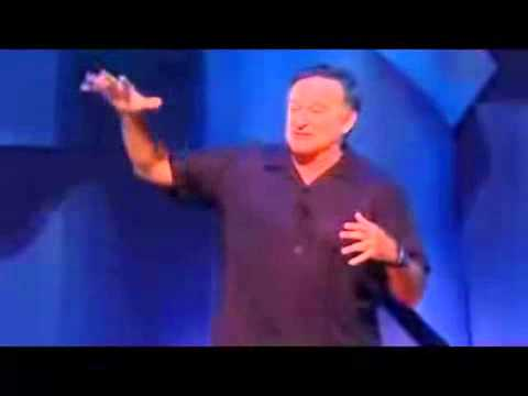 Robin Williams: Best Stand Up Comedian