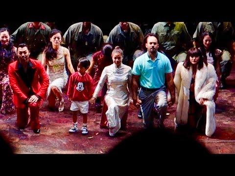 Broadway's Miss Saigon Takes A Knee