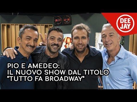Pio e Amedeo: l'intervista a Deejay Chiama Italia