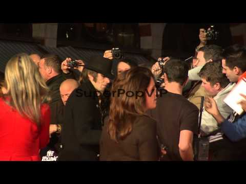 Liam Gallagher, Nicole Appleton at 'Crossfire Hurricane' ...