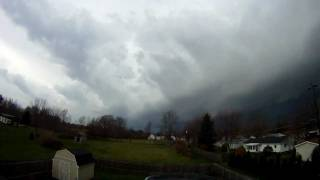 Here It Comes (Indiana Storm 11-14-11)