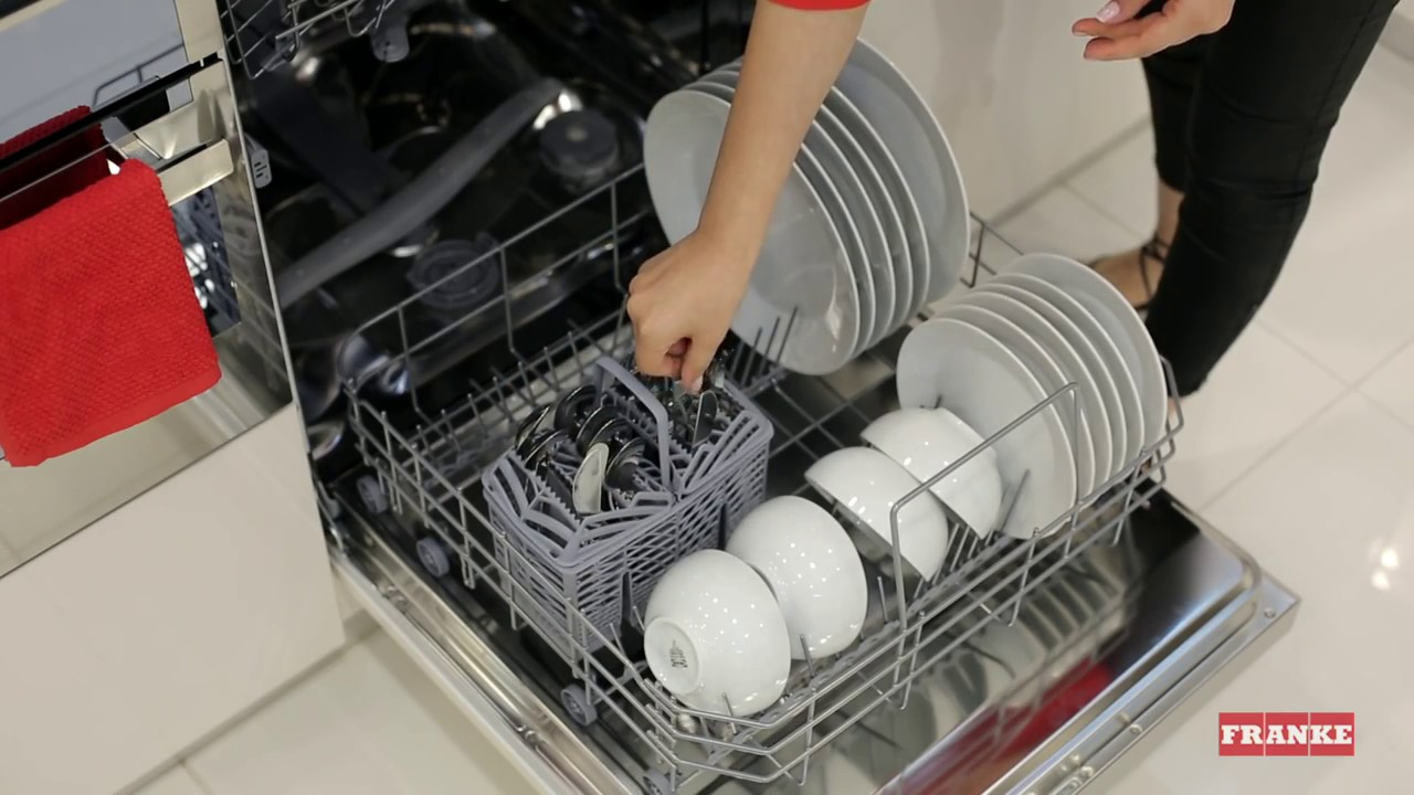 Bulaşık Makinası Tuz / Parlatıcı / Temizleyici Koyma
