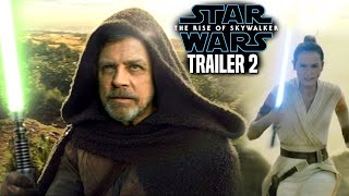 The Rise Of Skywalker Trailer 2 Leaked Details Revealed! (Star Wars Episode 9 Trailer)