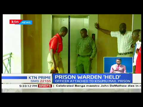 Prison warden stuck in elevator for 2 hours after power outage