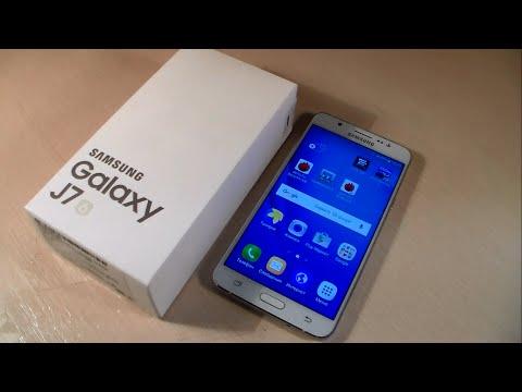 Обзор Samsung Galaxy J7 2016 (J710F)