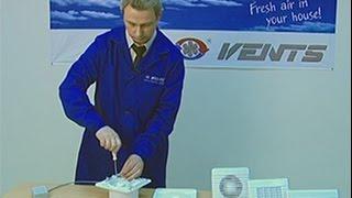 Вентилятор Вентс 125 MTH зв'язку