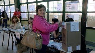 """Ocaña emitió su voto y dijo sobre el caso Maldonado: """"Queremos que haya verdad y justicia"""""""