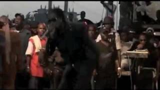 Bounty killer diss  Vybz kartel @ sting 09 refix video
