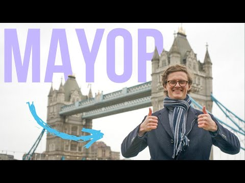 I Am Running To Become The Mayor Of London