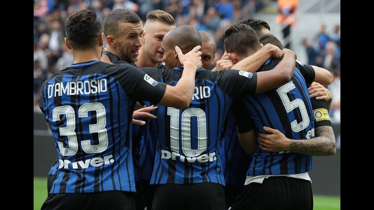 Inter Milan Vs Spal 2 0 All Goals 2017 18 Hd Youtube