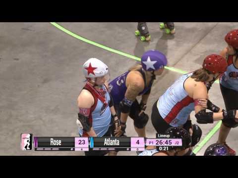 Game 9: Rose City Rollers v Atlanta Rollergirls
