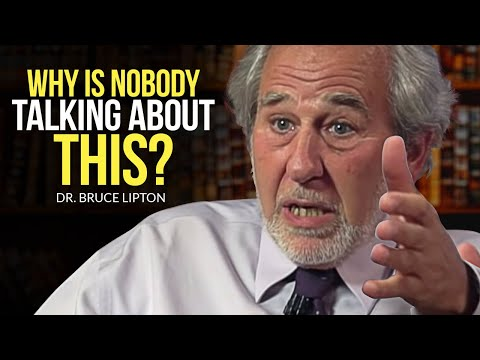 Dr. Bruce Lipton - One of the Most Eye Opening Interviews Ever!!! STRESS IS KILLING YOU!