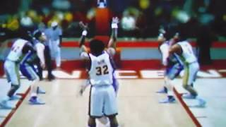 O.J. Mayo- USC- On College Hoops 2K7 XBOX 360