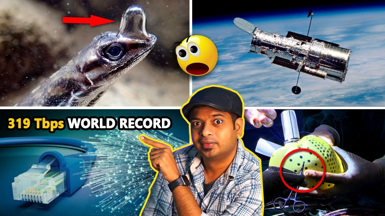 சுடச் சுட இந்தவார உலக அறிவியல் செய்திகள் | Weekly Science News in Tamil Ep1 | Mr.GK
