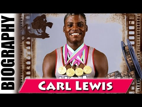 Former Track & Field Athlete Carl Lewis - Biography and Life Story