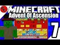 """Minecraft Mods: """"Advent Of Ascension Mod Lets Play EP7 LottoMan """""""