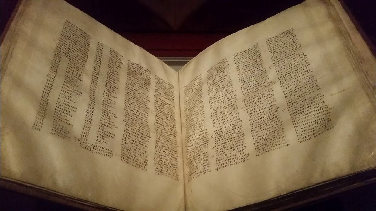 Colossians 1 - Greek New Testament - audio