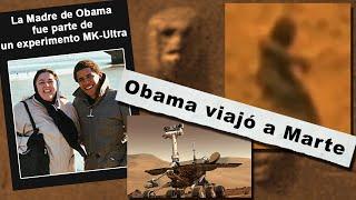 Alcyon Pléyades 26-1ª: Ocultación de vida y viajes a Marte. Obama en Marte.