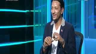حسام عبد المنعم نجم الزمالك السابق  يحكي قصة هدف كاس مصر التاريخي 99