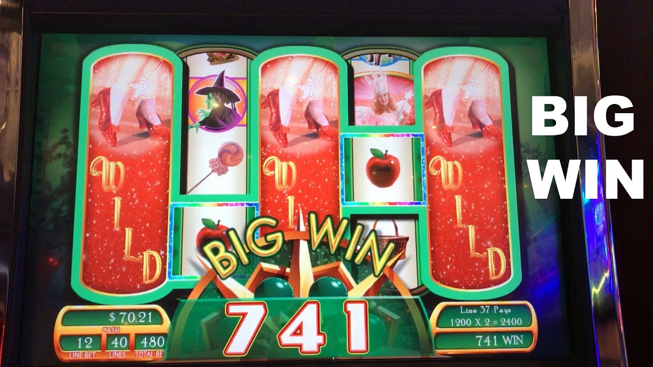 Wizard of oz slot machine locations las vegas the linq casino hotel