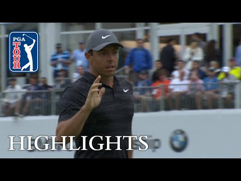 Rory McIlroy's highlights | Round 3 | BMW 2018