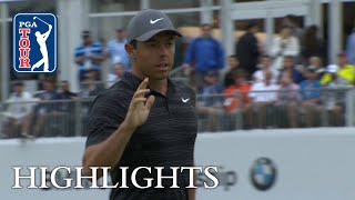 Rory McIlroy's highlights | Round 3 | BMW 2018