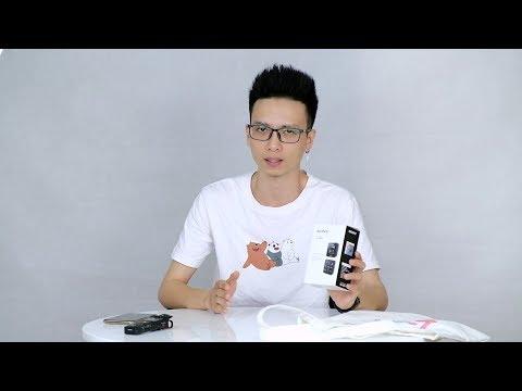 Mở Túi Quà Lazada : Máy Ghi âm Sony TX800 Giá đã Quá Tốt để Mua Về Quay Video