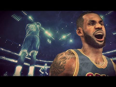 NBA 2K15: LeBron James Buzzer Beater vs...
