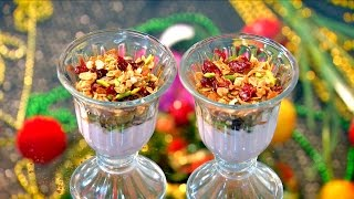 Dhe Ruchi EP-92 06/03/17 Granola and Banana Smoothy Recipe