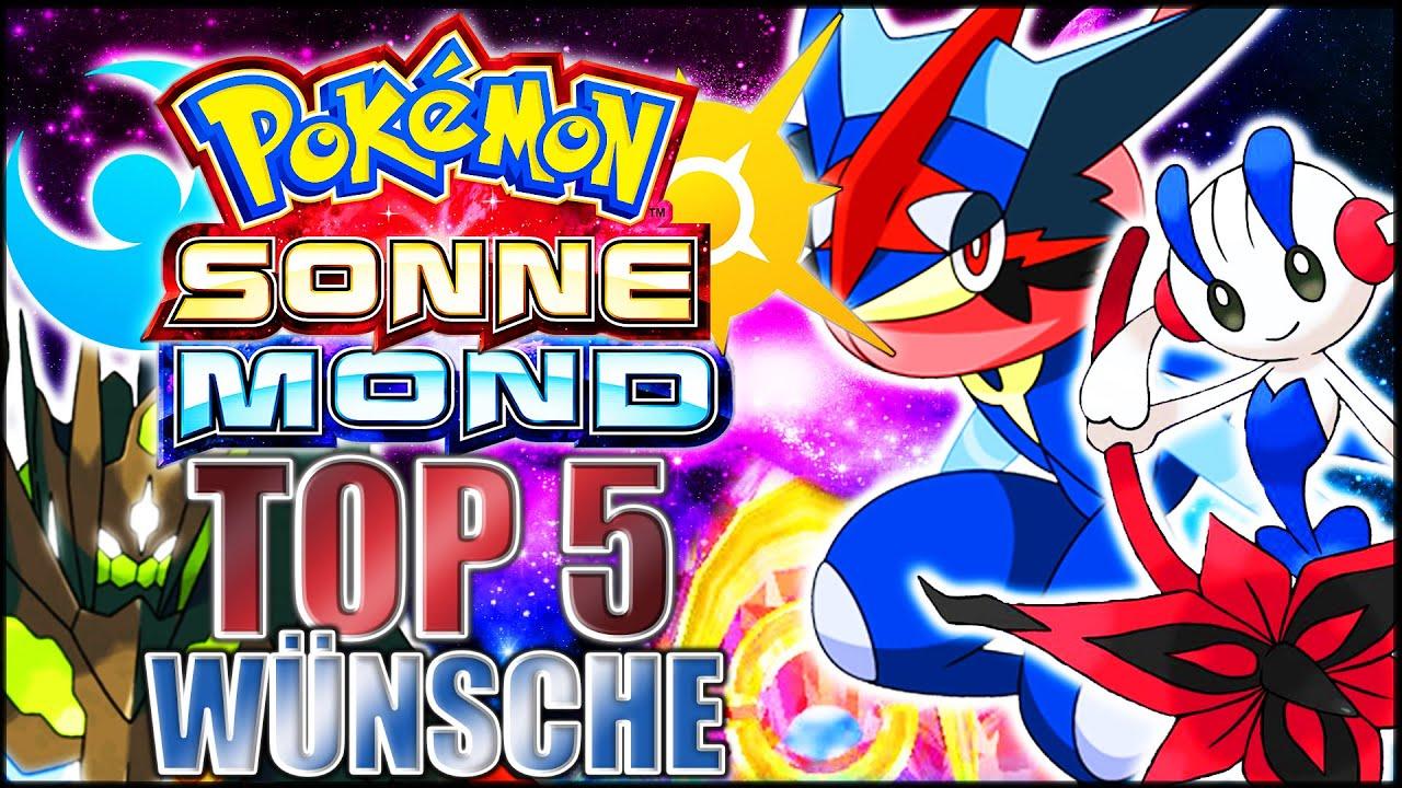 Pokemon Sonne Serie