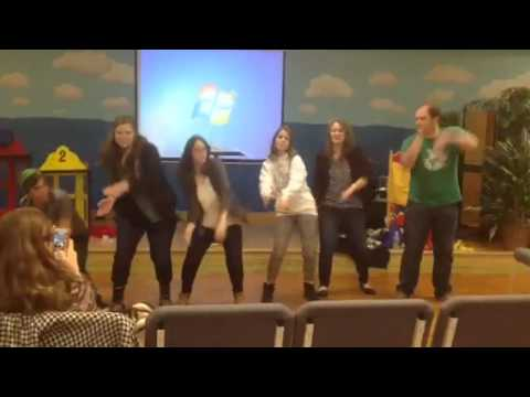KIDStory Retell at Christ for the Nation