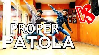 Proper Patola Dance choreography | Namaste England | Badshah | Aastha Gill | V&S | Karan n Group