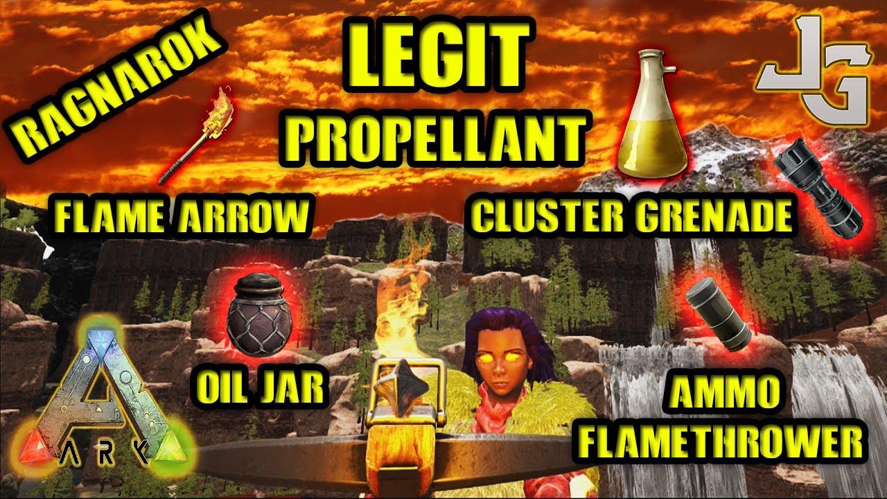 Ark Flame Arrow