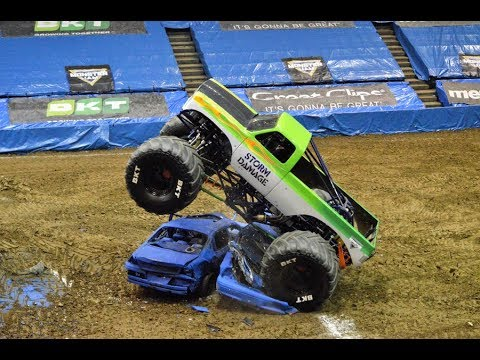 Monster Trucks: Believer (Natural Disaster Racing 2018 Tribute)