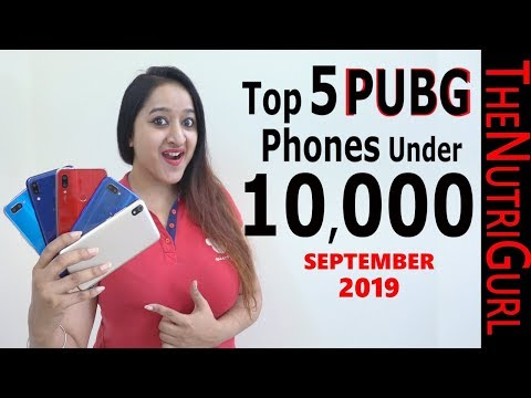 Top 5 PUBG Phones Under 10000 In SEPTEMBER 2019