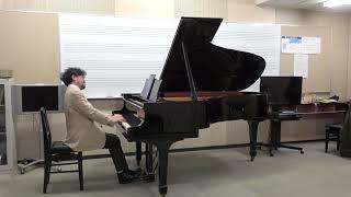 2018ピティナピアノコンペティションD級近現代課題曲
