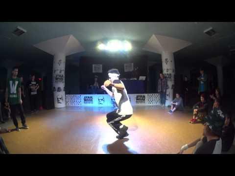 Отбор Hip Hop (Star Wars Dance Battle 2015, Kaluga)