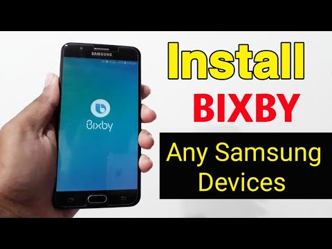 Install BIXBY On Samsung J7 Prime & Any Samsung Devices | How To Install Bixby..!! | Techno Rohit |