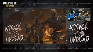 """Attack of the Undead"" Community Event Livestream by Sledgehammer Games with EcoliEspresso"